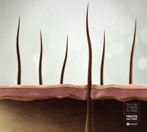 Fructis ads - by Publicis - Mexico