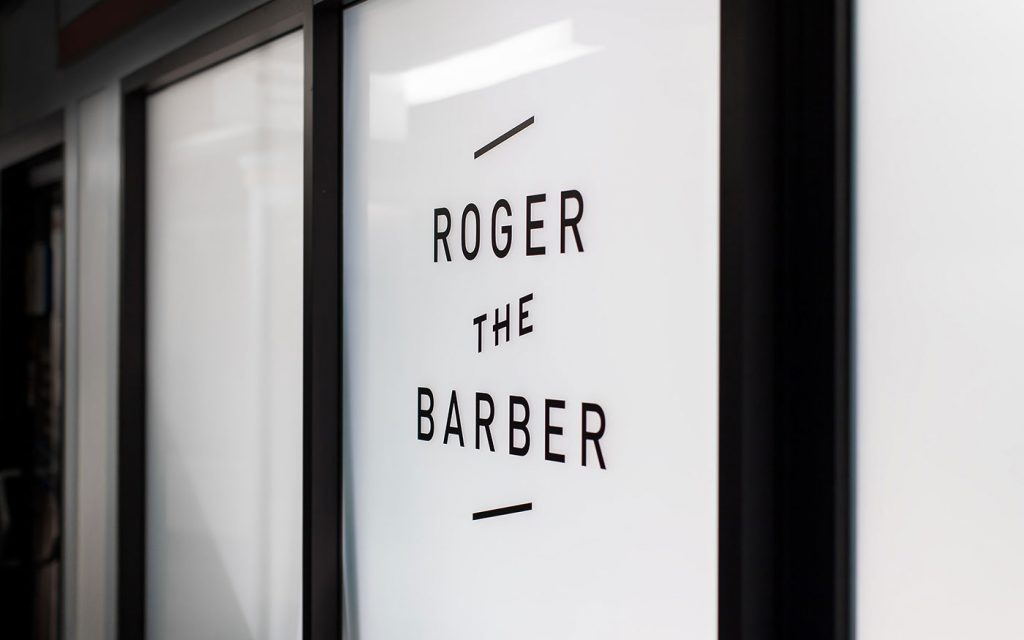 Roger the Barber