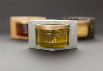 NAHLA Honey Packaging