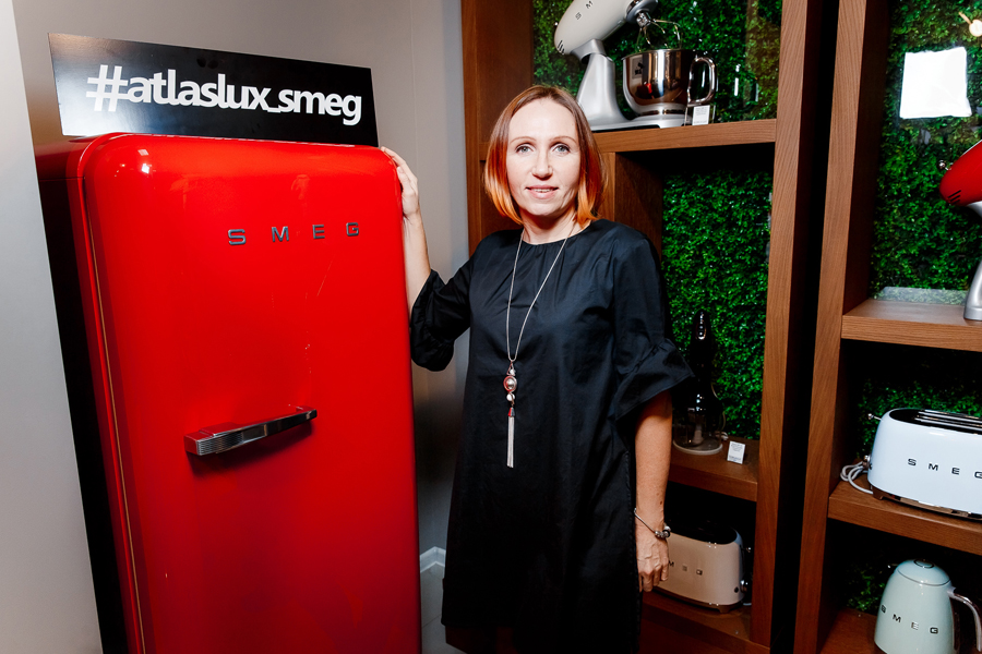 SMEG Atlas Lux Event